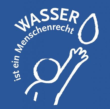 Wasser ist ein Menschenrecht